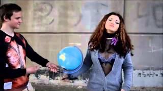 """Как снимался клип """"Хочу"""")) Часть первая - крадем глобус"""