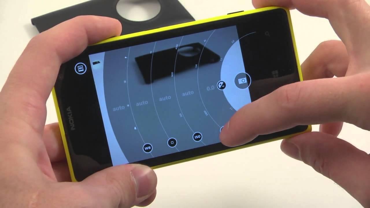 Nokia Lumia 1520 - Обзор. Фаблет на WP8 с камерой на 20 Мп. - YouTube