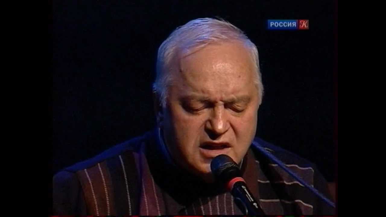 Сергей Никитин — Городок. что я выдумал (Б.Рыжий).