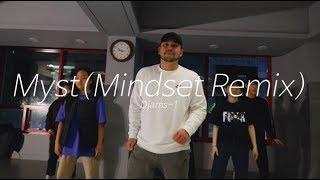 [대구댄스학원] 팝핀중급반(임병수 선생님)/Djams-1-Myst(Mindset Remix)/스텝댄스아카데미