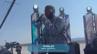 Khalid - New Normal (#Unity22 Virgin Galactic Performance)