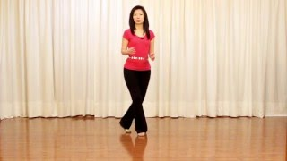Go Shanty - Line Dance (Dance & Teach in English & 中文)