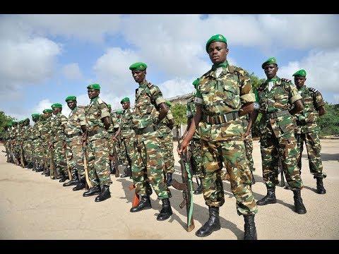 Amisom oo diidan Iney ka baxdo Somalia & MD Farmaajo Go'aankiisa