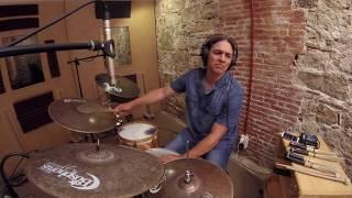 Chacarera de amalgama / Odd meter chacarera DrumCam Studio