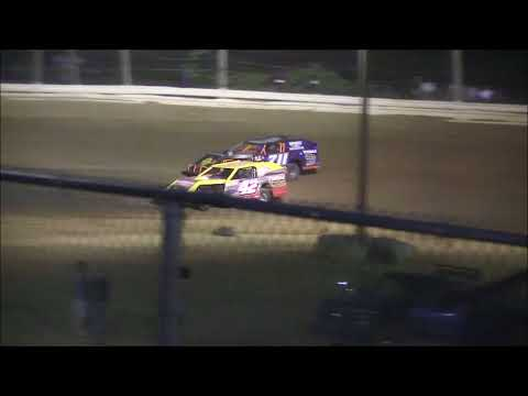 Sport Mod Heat #2 from Jackson County Speedway, May 25th, 2018.
