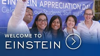 Albert Einstein College of Medicine: Welcome Video for New Faculty and Staff Since 1955, Albert Einstein College of Medicine has been a leader in both medical education and biomedical research. From the beginning, we've been guided ..., From YouTubeVideos