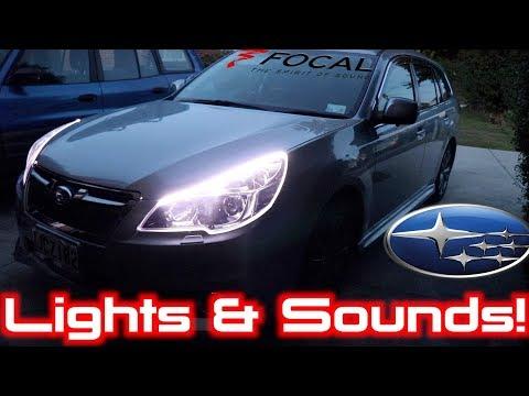 My 'Lit' 2014 Subaru Legacy SQ 2.5i   Complete Car Check