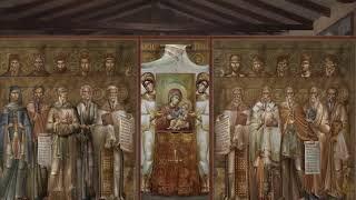 KAROUSSOS ARCHIVES | ARCHIVE 1.0: THE HYBRID FRESCOES OF ST. SPYRIDON CHAPEL