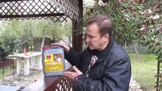 Пропитка для дерева - антисептик для внутренних работ(, 2014-10-01T14:51:27.000Z)