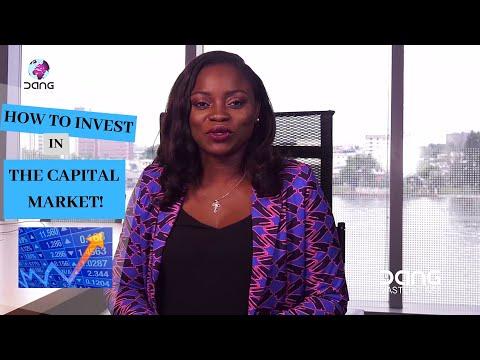 EPISODE 1: ABIOLA ADEKOYA TEACHES INVESTMENT IN THE NIGERIAN CAPITAL MARKET