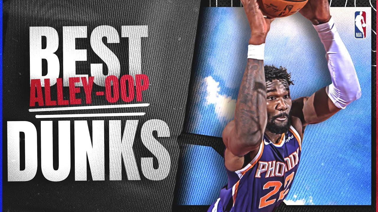 Download The BEST ALLEY-OOP Dunks Were WILD (2020-21 NBA Season)
