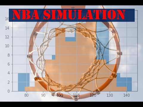 How to Simulate NBA Games in Python