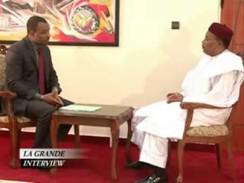 Grande Interview Issoufou Mahamadou, ancien Prdt de l'AN NIGER
