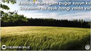 Nesrin Kopuz - Yaylanun Çimenine Lyric Video