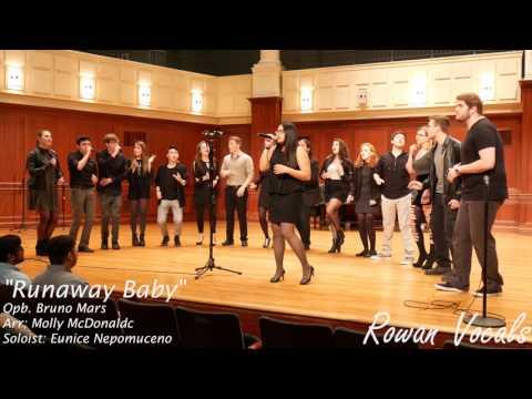 Runaway Baby - Rowan Vocals
