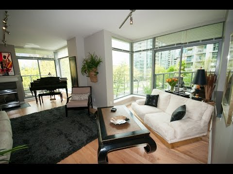 Furnished Vancouver Coal Harbour Condo for Rent ID: 4123