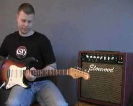Elmwood Stinger 30 combo Demo part 2 - Richard Lainegard (Lundmark)