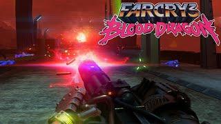 Far Cry 3 Blood Dragon - Like a Boss no Futuro