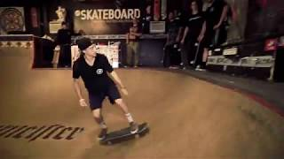 TRH-Bar Québec - Tournée Technical Skateboards 2017