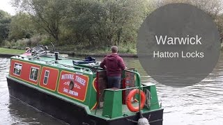 A Lovely Day at Hatton Locks