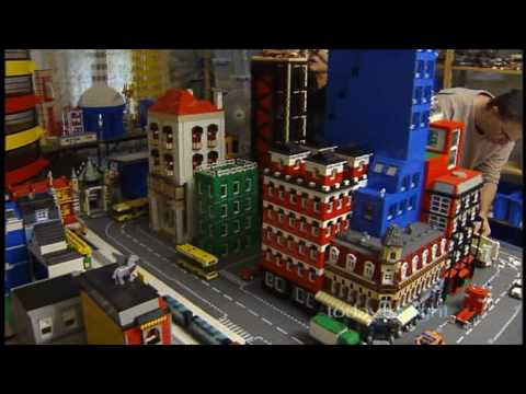 Today Tonight - Perth Adult Lego Society