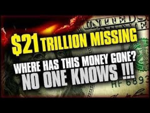 Jeff & Catherine Austin Fitts - $21 TRILLION, The Financial