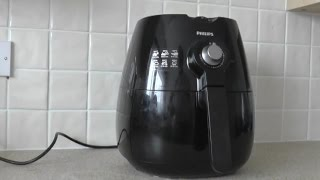 Philips Airfryer HD9220/20 : A quick look in action