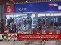 SONA: Mala-airport na Parañaque Integrated Terminal Exchange, pinasinayaan na