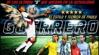"Cover images Paolo GUERRERO ""El Ultimo 9"" ► Selección Peruana 2020"