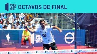 Resumen Octavos (mañana) Alisea Ledus Jaén Open