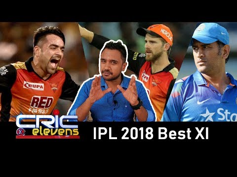 CricElevens - IPL 2018 Best 11