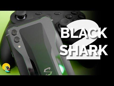 Análisis Black Shark 2: llevando el juego en el móvil a otro nivel