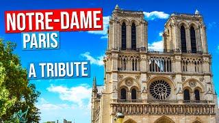 NOTRE DAME de PARIS | A tribute to the cathedral Notre-Dame de Paris