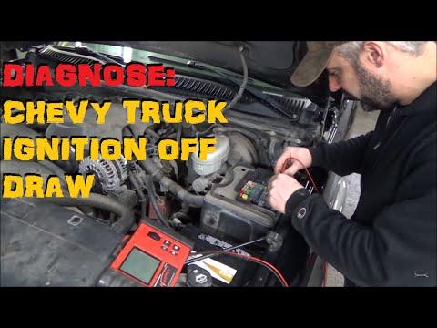 Chevrolet Truck – Battery Dies Overnight – Part I