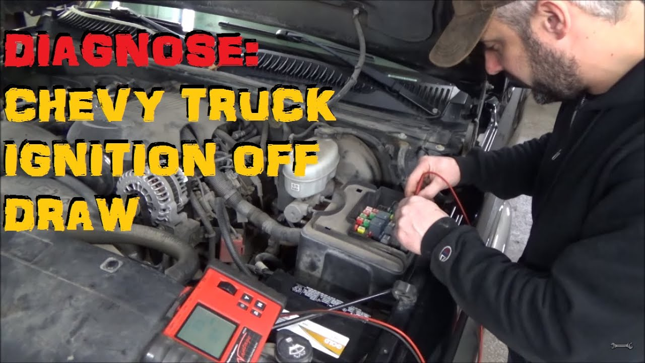 Fuse Box Chevrolet Truck Battery Dies Overnight Part I Youtube