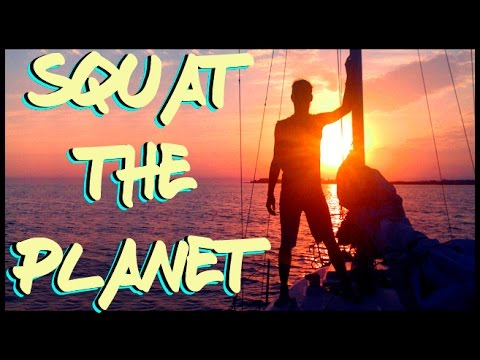 How To Travel The World For Free (Squat The Planet Interview