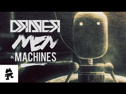 Draper - Men & Machines [Monstercat Official Video]