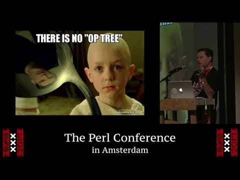 """""""Getting gutsy with perl5"""" - Todd Rinaldo"""