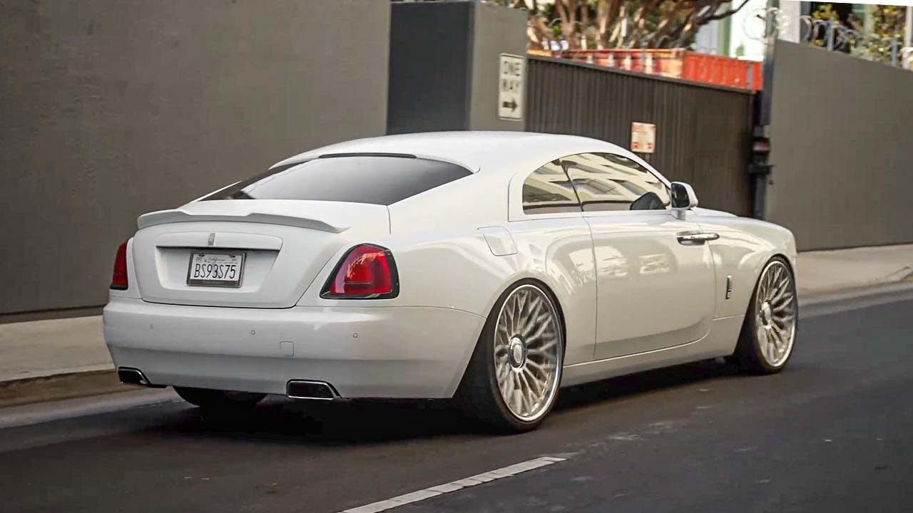 The Perfect Rolls Royce Wraith & Dwight Howard's Purple Cullinan!