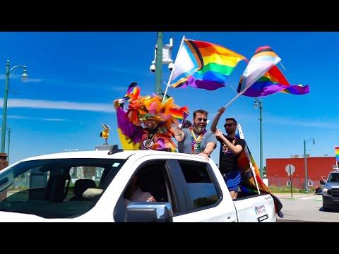 Memphis Pride Fest 2021 | Parade
