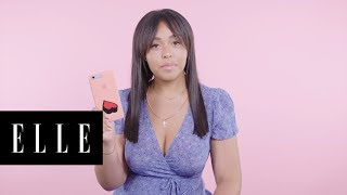 On the Phone with Jordyn Woods | ELLE