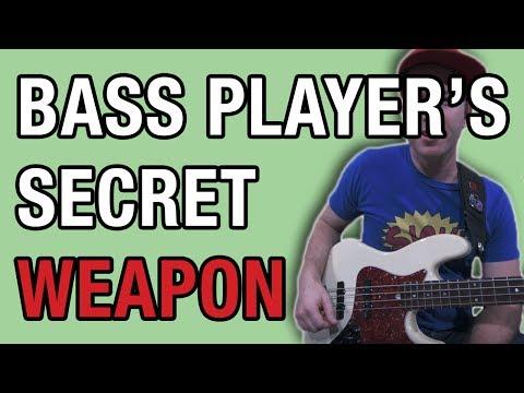 The Pro Bass Player's Secret Weapon