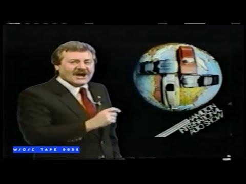 Hamilton International Auto Show Commercial - 1985