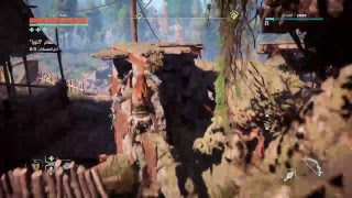 Horizon zero down game play