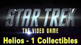 Star Trek ~ The Video Game ~ Helios-1 Collectible Locations