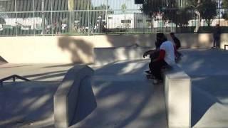 The Garage Skateshop: Johnny Velasquez
