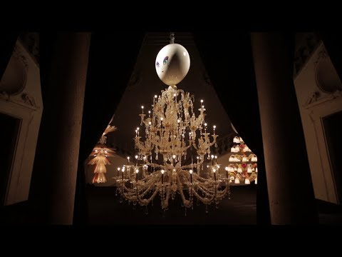 Light e-Motion by Marcel Wanders for Barovier&Toso