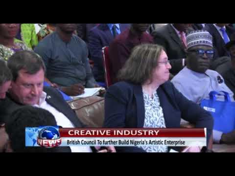 BUILDING NIGERIA'S CREATIVE INDUSTRY (STV NEWS ABUJA)