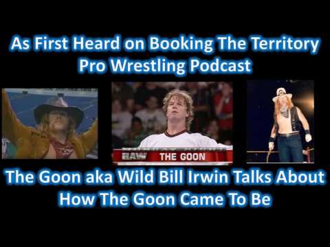 Wild Bill Irwin Talks About Becoming The Goon & Being The Black Scorpion