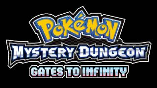 Pokemon Mystery Dungeon Gates To Infinity Full OST